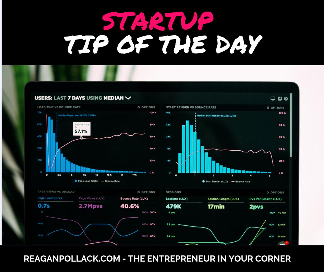 KPIs - Startups - VC - Reagan Pollack